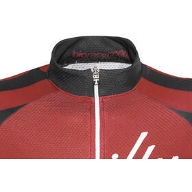 guilty 76 racing Velo Club Pro Race Jersey Women red